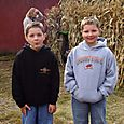 Outside the Haystack Maze Thingy